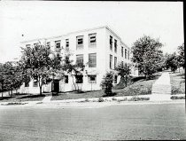 Image of Industrial Education Building - Unknown