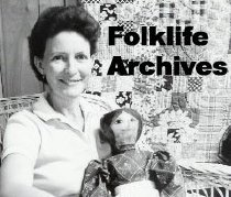 Image of Records - Kentucky Folklife Program Staff