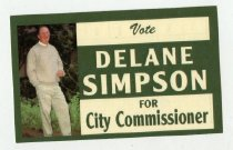 Image of Vote Delane Simpson -