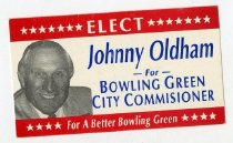 Image of Elect Johnny Oldham  -