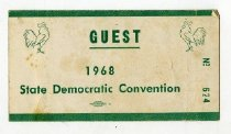Image of Guest Ticket - Committe for Walter Baker