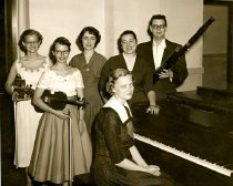 Image of Unidentified Musicians - Unknown