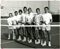 Image of WKU Tennis Team - Unknown