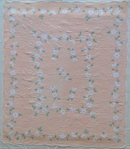 Image of Dogwood Quilt - Quilt, Bed