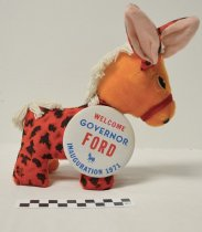 Image of Governor Ford Political Donkey - Novelty, Political