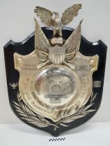 Image of National R.O.T.C Rifle Match plaque - Plaque, Award