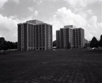 Image of Barnes-Campbell Hall & Bemis Lawrence Hall - Unknown