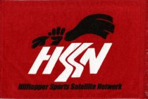 Image of Red Towel - Hilltopper Sports Satellite Network