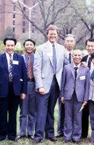Image of Chinese Delegation - Public Affairs (WKU)