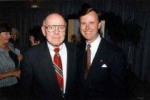 Image of John Minton & Gary Ransdell - Public Affairs (WKU)