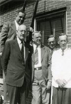 Image of Drs. Graves, Moss, Blackburn, Stone, and Roardon