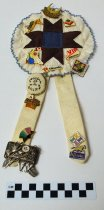Image of Quilter's badge - Souvenir