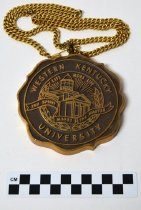Image of KM2016.32.1 - WKU medallion