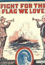 Image of Fight for the flag we love -