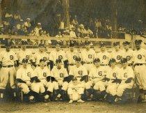 Image of Barons Baseball Team -