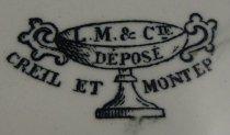 Image of Leboeuf, Milliet & Co. maker's mark