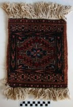 Image of KM2012.6.30 - Turkish throw rug