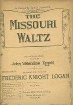 Image of The Missouri waltz - Eppel, John Valentine