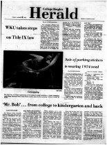 Image of Student Affairs (WKU)