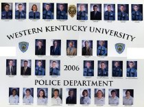 Image of WKU Police Department - Unknown
