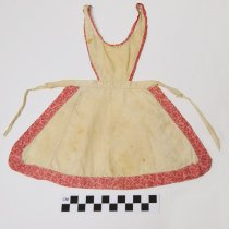 Image of Doll apron - Clothing, Doll