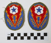 Image of 2003.122.3 - ADSEC shoulder patches