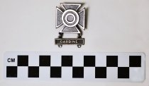 Image of 2003.122.4 - Sharpshooter badge