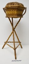 Image of 2003.47.1 - Sewing stand