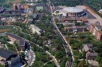 Image of WKU Campus View - Public Affairs (WKU)
