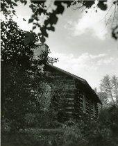 Image of Pioneer Log Cabin - Talisman