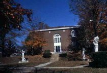 Image of Snell Hall - Lowe, William Herman, 1897-1987