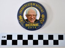 Image of KM2016.51.130 - Bernie Sanders political button