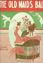 Image of The Old Maids Ball - Berlin, Irving, 1888-1989