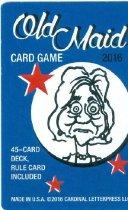 Image of Old Maid Card Game - Milanowski, Stephanie