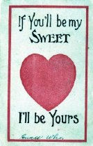 Image of If You'll Be My Sweet