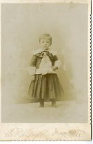 Image of Boy in Skirt - Wright, W. R.