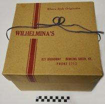 Image of KM2017.22.3 - Wilhelmina Howard hatbox