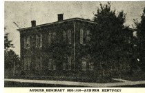Image of Auburn Seminary -