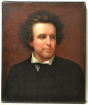 Image of Portrait of a Man - Painting
