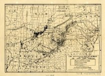 Image of The Kentucky-Appalachian and Lake States Oil and Gas Fields. -