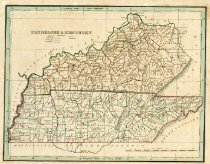 Image of  Kentucky and Tennessee -