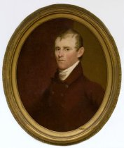 Image of Colonel Joseph H. Hawkins - Painting