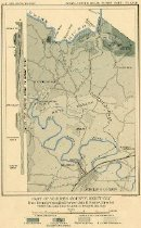 Image of Map of a Part of Warren County, Kentucky -