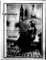 Image of Fall Fashions - Student Affairs (WKU)