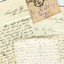 """Image of Papers - Law, Robert Cornwell """"Bob,"""" b. 1937"""