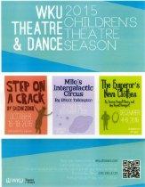 Image of 2015 Children's Theatre Series  - Theatre & Dance (WKU)