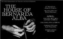 Image of The House of Bernarda Alba - Theatre & Dance (WKU)