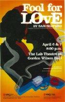 Image of Fool for Love - Theatre & Dance (WKU)