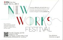 Image of New Works Festival - Theatre & Dance (WKU)