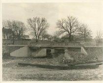 Image of Bridge on Pembroke and St. Elmo Road. -